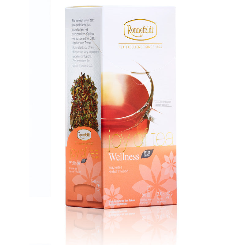Joy of Tea® Wellness - Teehaus Martin