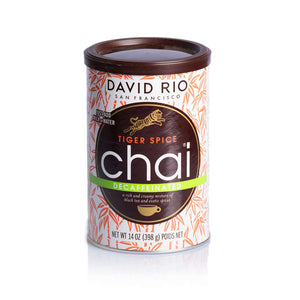 David Rio Chai Latte Tiger Decaf - Teehaus Martin