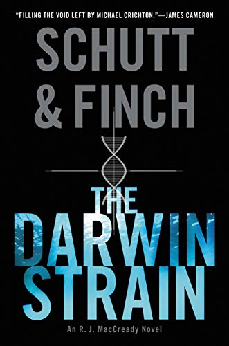 Darwin Strain: An R. J. Maccready Novel