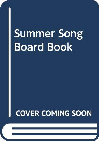Summer Song Board Book