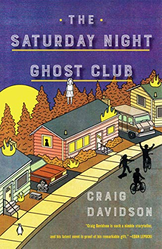 Saturday Night Ghost Club
