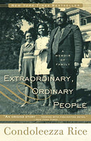 Extraordinary, Ordinary People: A Memoir of Family