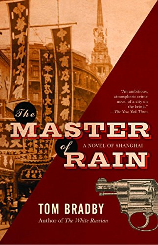 Master of Rain: A Suspense Thriller
