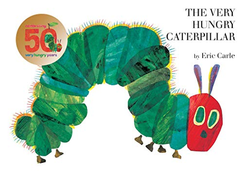 #3 The Very Hungry Caterpillar (Board Book)