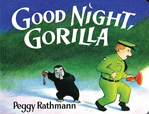 #11 Good Night, Gorilla (Board Book)