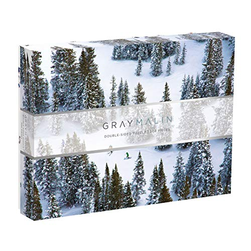 Gray Malin: The Snow Two-Sided 500 Piece Puzzle