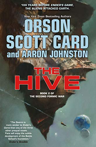 Hive: Book 2 of the Second Formic War
