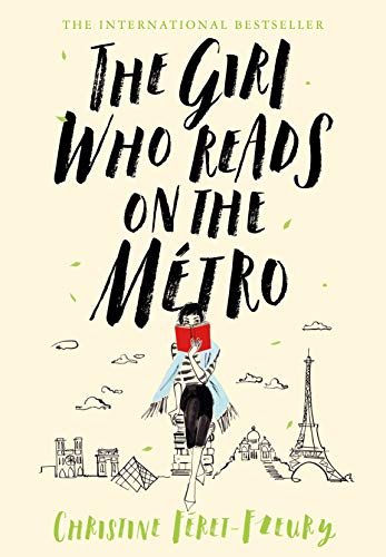 Girl Who Reads on the Métro