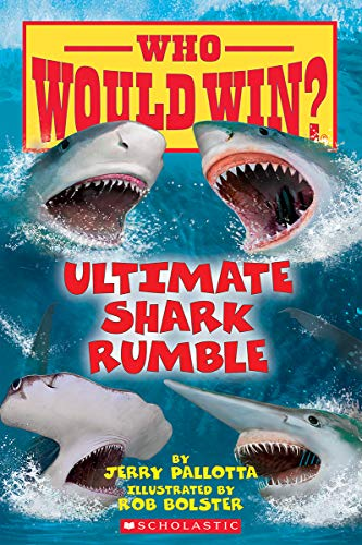 Ultimate Shark Rumble (Who Would Win?), Volume 24