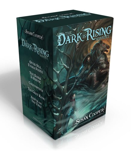 Dark Is Rising Sequence: Over Sea, Under Stone/The Dark Is Rising/Greenwitch/The Grey King/Silver on the Tree (Boxed Set)