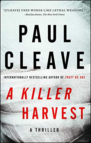 Killer Harvest: A Thriller
