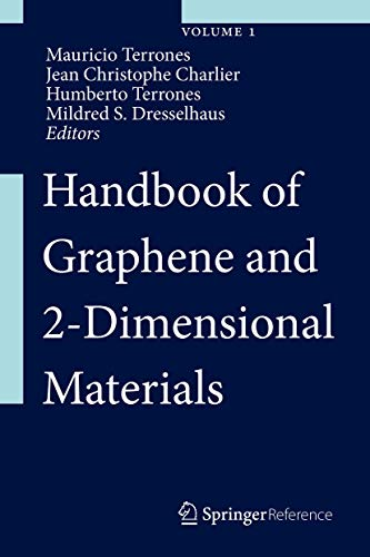 Handbook of Graphene and 2-Dimensional Materials (2023)