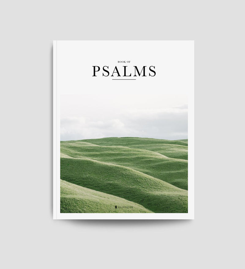 Book of Psalms by Alabaster Co