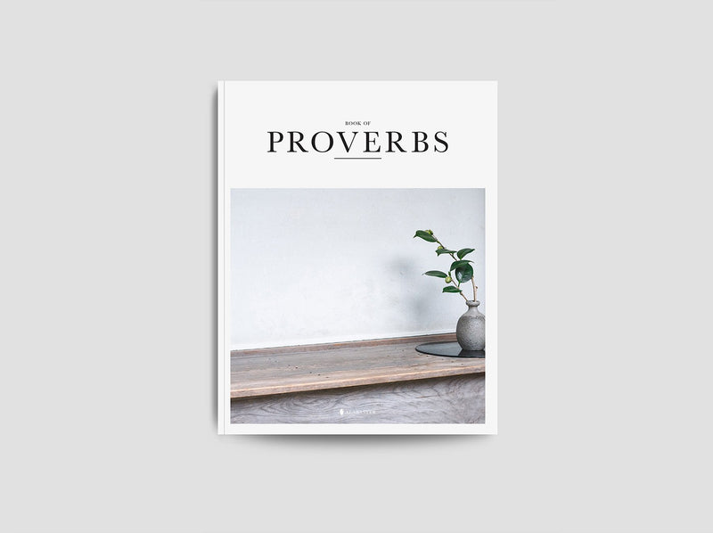 Book of Proverbs by Alabaster Co