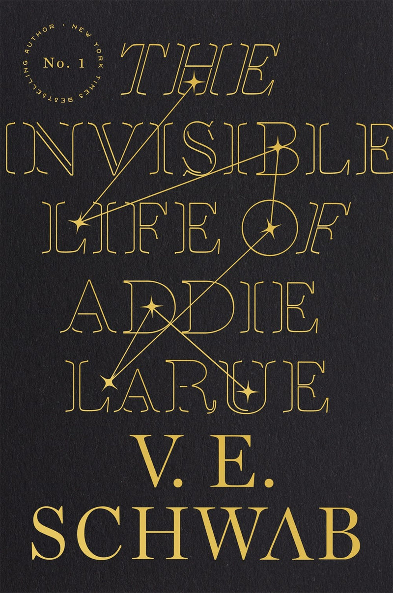#4 The Invisible Life of Addie Larue