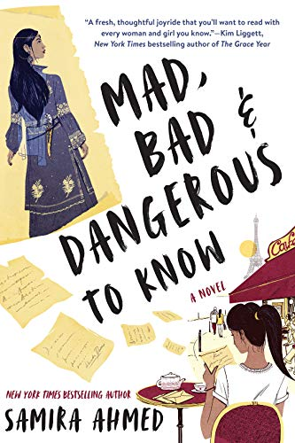 Mad, Bad & Dangerous to Know