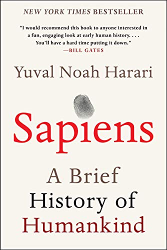 Sapiens: A Brief History of Mankind