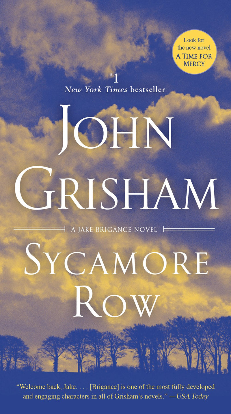 Sycamore Row ( Jake Brigance