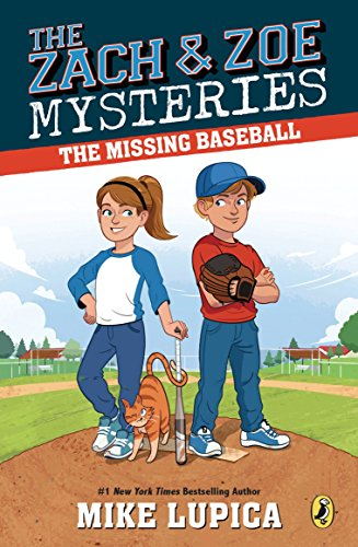 The Missing Ball (The Zach and Zoe Mysteries)