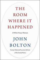#2 The Room Where It Happened: A White House Memoir *Debut*