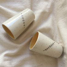 Load image into Gallery viewer, Durba Tumblers, Mustard (Set of 2)