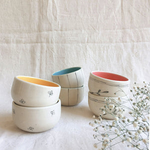 Joy Pinch Bowls (Set of 6)