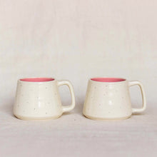 Load image into Gallery viewer, Shorshe Teacups, Pink (Set of 2)