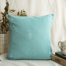Load image into Gallery viewer, Mint Tagar Cushion Cover