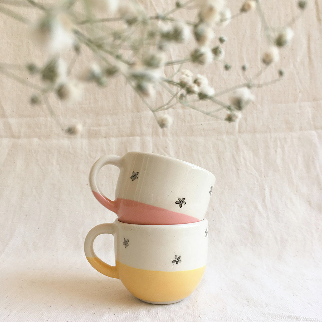 Tara Teacups (Set of 2 )