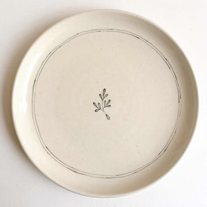 Lily Dinner Plate