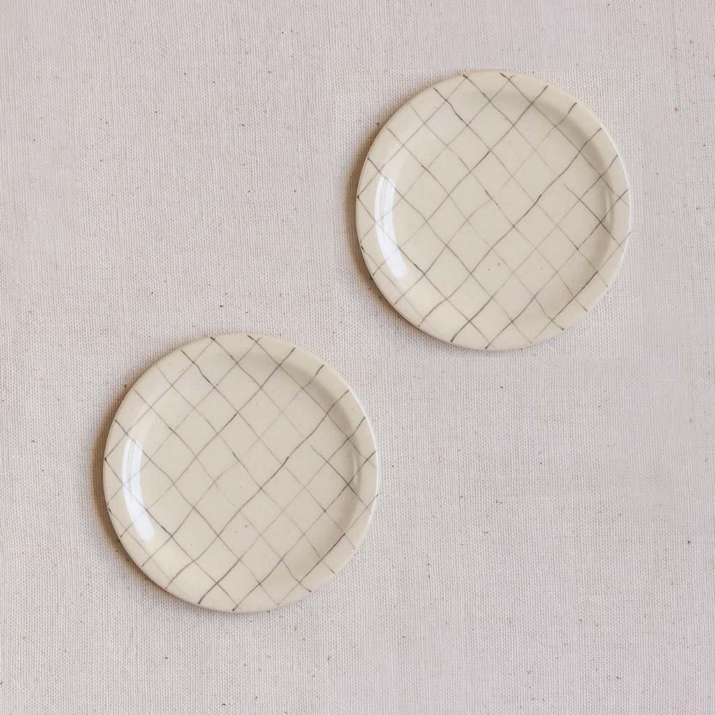 Chauko Saucers (Set of 2)