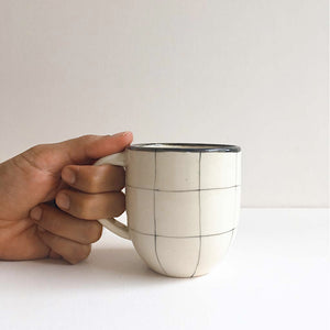 Chauko Coffee Mugs (Set of 2)