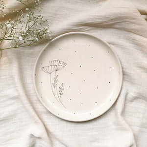 Meadow Quarter Plate