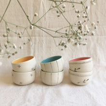 Load image into Gallery viewer, Joy Pinch Bowls (Set of 6)