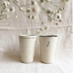 Jasmine and Polka Tumblers (Set of 2)