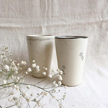 Load image into Gallery viewer, Jasmine and Polka Tumblers (Set of 2)