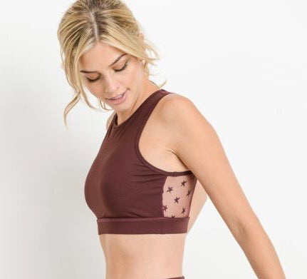 Star Mesh Set (Maroon)