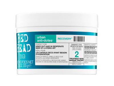 TIGI Bed Head Urban Antidotes Recovery Treatment Mask 7.05 oz
