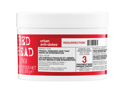 TIGI Bed Head Urban Antidotes Resurrection Treatment Mask 7.05 oz