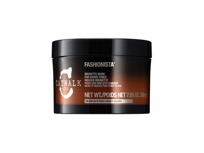 Tigi Fashionista Brunette Mask 7.05 oz