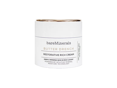 bareMinerals Butter Drench Restorative Rich Cream 1.7 oz