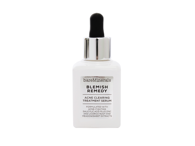 bareMinerals Blemish Remedy Acne Clearing Treatment Serum 1 oz