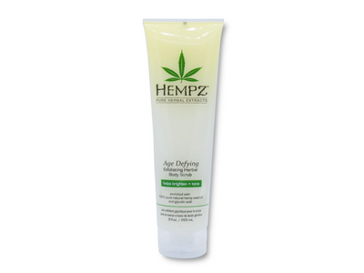 Hempz Age Defying Body Scrub 9 oz