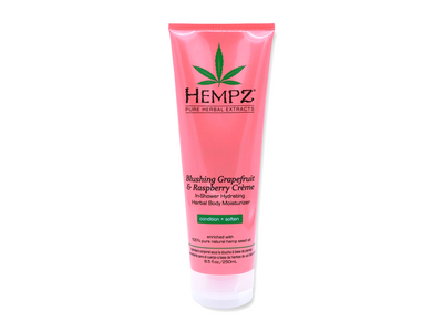 Hempz Blushing Grapefruit & Raspberry In-Shower Moist 8.5 oz