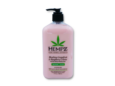 Hempz Blushing Grapefruit & Raspberry Moisturizer 17 oz