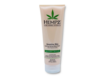 Hempz Sensitive Skin Body Wash 8.5 oz