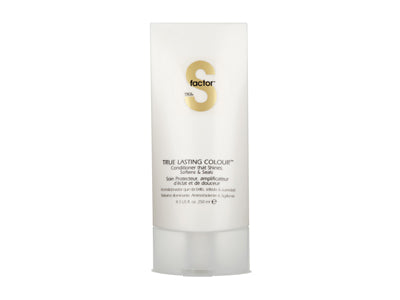 TIGI S-Factor True Lasting Colour Conditioner 8.5 oz