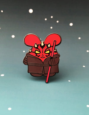 Maul Babee | Star Wars Inspired Enamel Pin