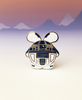 R2-B2 | Star Wars Inspired Enamel Pin by Fat Rabbit Farm