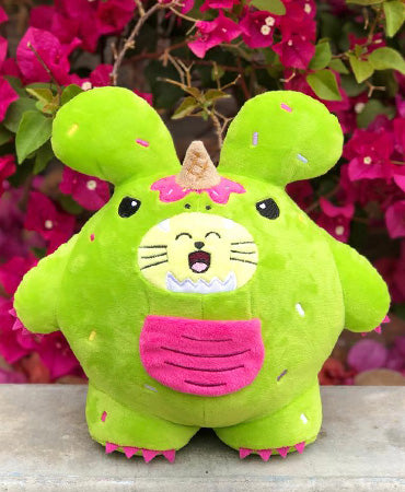 Sweet Unikaiju Babee Plush by Fat Rabbit Farm